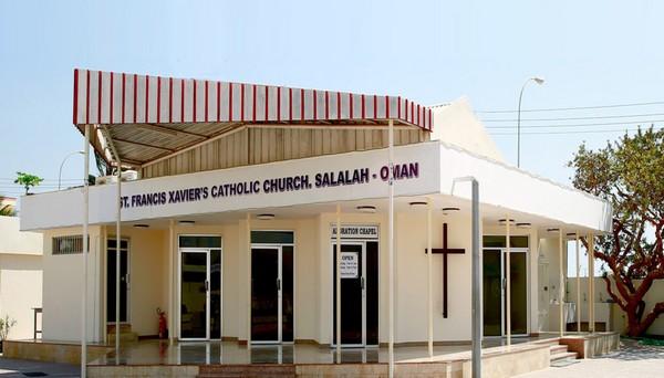 A Oman, une église catholique inaugurée, témoignage d'une communauté « vivante »