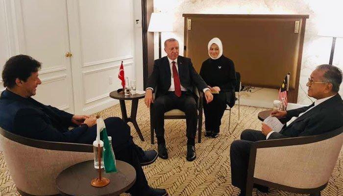 Une chaîne de télévision contre l'islamophobie annoncée par la Turquie, le Pakistan et la Malaisie