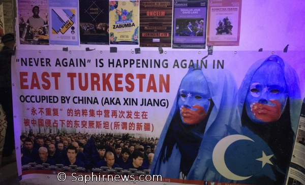 Répression des Ouïghours en Chine : « Les grands crimes, pour avoir lieu, ont besoin d'immenses silences »