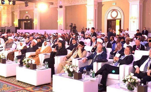 Charte de la Nouvelle Alliance de la Vertu : le rôle des leaders religieux dans la promotion de la paix acté