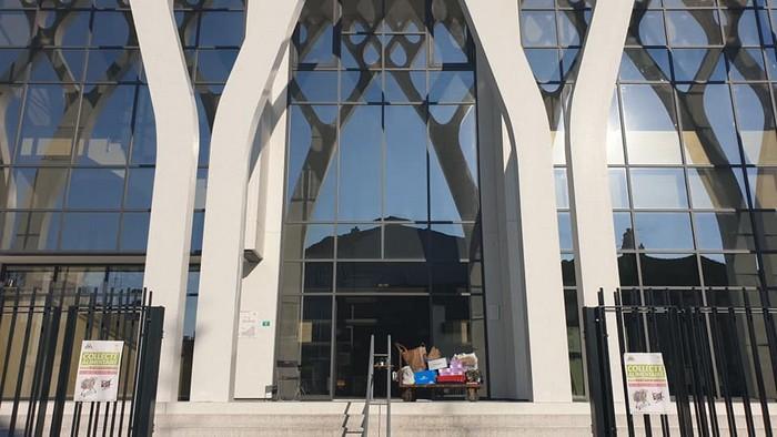 En pleine crise du Covid-19, la mosquée de Mulhouse se mobilise avec les Restos du cœur