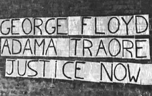 En mémoire de George Floyd et d'Adama Traoré, le soutien remarqué d'Omar Sy depuis Los Angeles