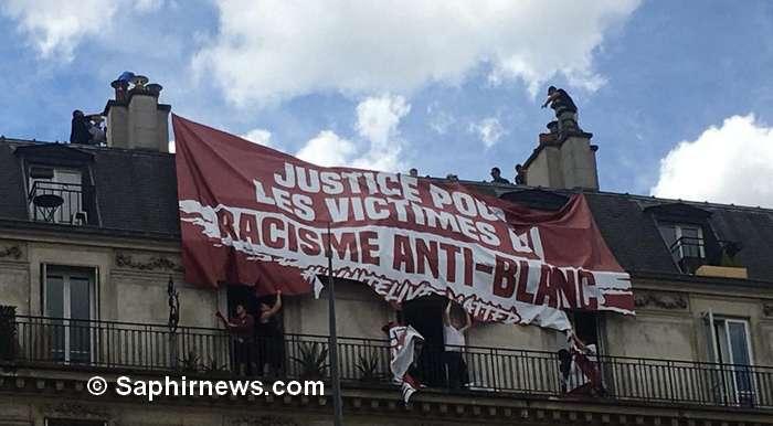 « Pas de justice, pas de paix ! » A Paris, un non franc et massif au racisme et aux violences policières