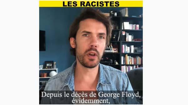 Aux personnes qui ne comprennent pas la gravité du racisme, l'humour bien dosé d'Arnaud Demanche (vidéo)