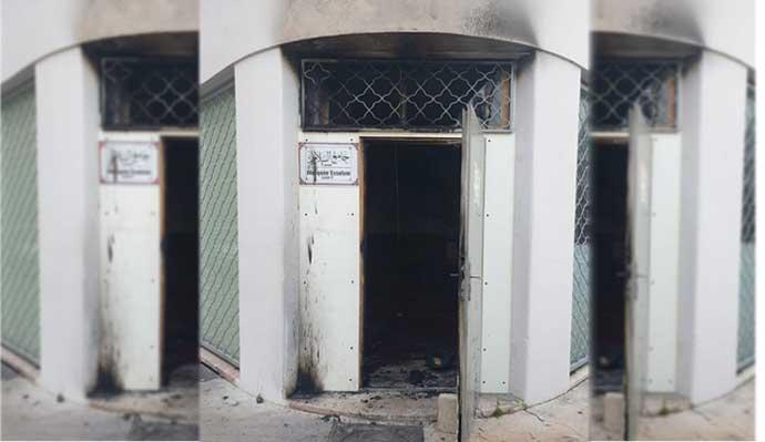 Une deuxième mosquée incendiée dans la métropole de Lyon, l'inquiétude des musulmans s'exprime