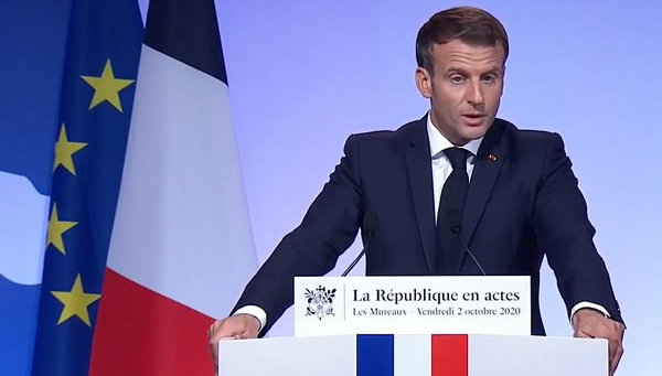 Lutte contre le séparatisme : Macron acte une quasi fin de l'instruction à domicile