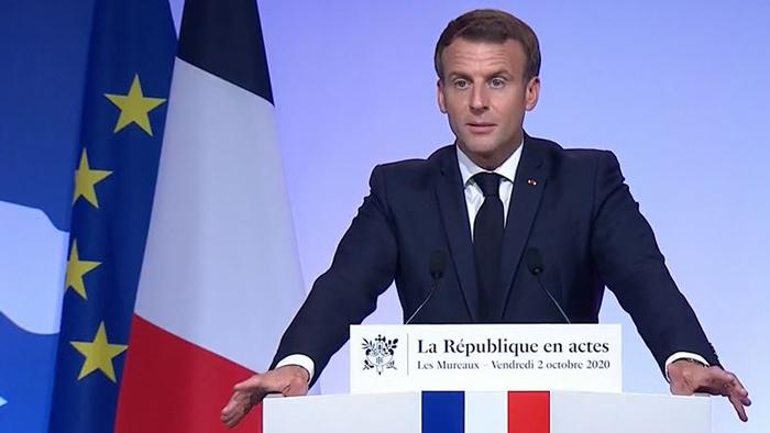 « Bâtir un islam des Lumières » : ce qu'il faut retenir du discours de Macron contre « le séparatisme islamiste »