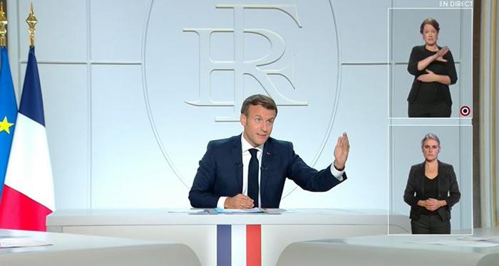 Covid-19 : Macron annonce un couvre-feu, ce que cette décision implique concrètement