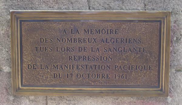 Passée dans le giron de la droite, Aubervilliers refuse de commémorer le massacre du 17 octobre 1961