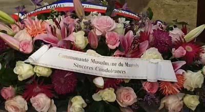 Après l'attentat de Nice, la fraternité affichée des musulmans envers les catholiques pour la Toussaint