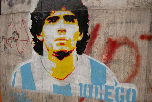 Don Diego Maradona et le royaume de Naples