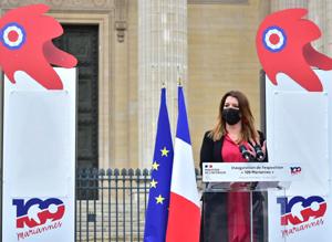 Diversité : 109 Mariannes exposées au Panthéon pour « renouveler les visages de la République »