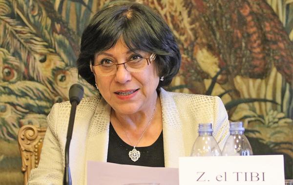 La condition de la femme musulmane, entre le texte et la pratique, sous l'œil de Zeina El-Tibi