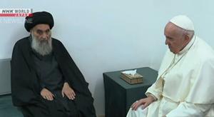 « La fraternité est plus forte que le fratricide » : ce qu'il faut retenir du voyage historique du pape François en Irak