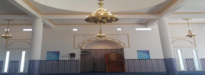 Deux fidèles avaient été blessés lors de l'attaque survenue en octobre 2019. ©La Mosquée de Bayonne / Facebook