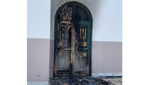 Nantes : un incendie criminel vise la mosquée Arrahma avant le mois du Ramadan