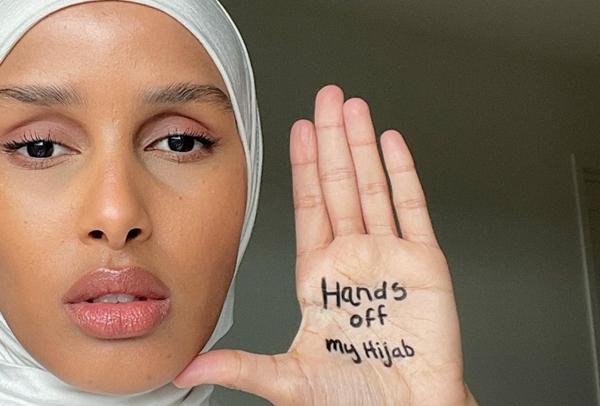 #HandsOffMyHijab, une campagne de protestation face à l'offensive anti-voile du Sénat