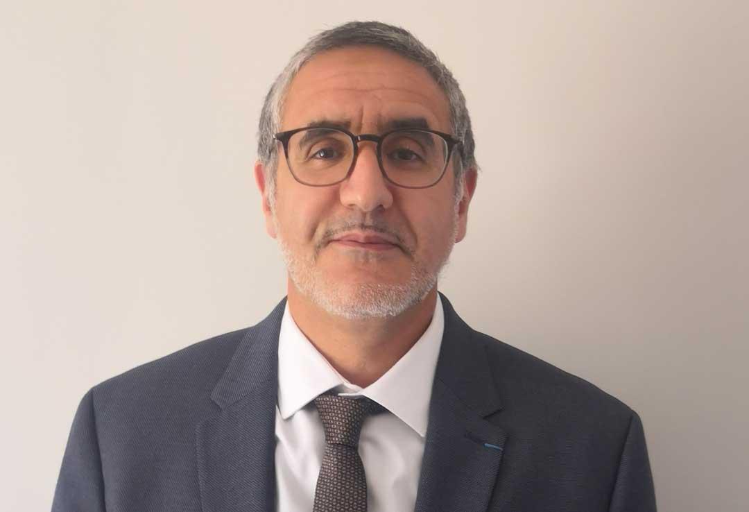 Iqbal Zaïdouni, président du CRCM Bretagne.