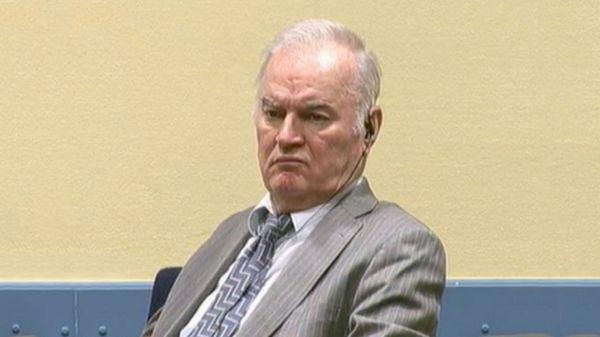 Ratko Mladic, le boucher de Srebrenica, a été condamné à la perpétuité en appel le 8 juin 2021. ©  Tribunal pénal international pour l'ex-Yougoslavie (TPIY)