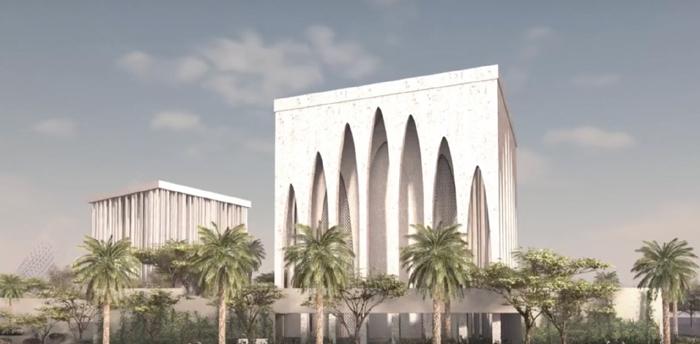 Aux Emirats, la construction de la Maison de la famille d'Abraham lancée