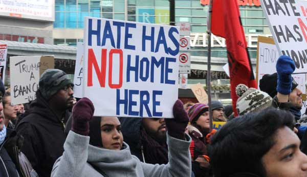 Face aux actes islamophobes à répétition au Canada, « trop, c'est trop »