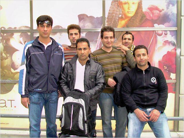 """Les protagonistes du film """"L'Escale"""", documentaire de Kayeh Bakhtiari. (Photo : © Epicentre films)"""