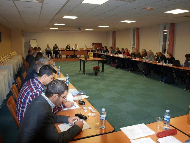 Le 2e forum islamo-chrétien les 1er et 2 décembre 2012, à Lyon.