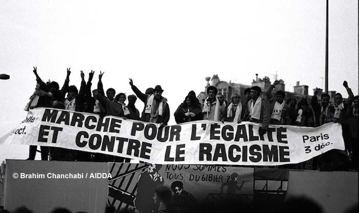 À son arrivée à Paris, le 3 décembre 1983, la Marche pour l'égalité et contre le racisme a rassemblé quelque 100 000 personnes. Il est temps, 30 ans après, que cet événement prenne souche dans la mémoire collective et fasse partie intégrante l'Histoire de France.