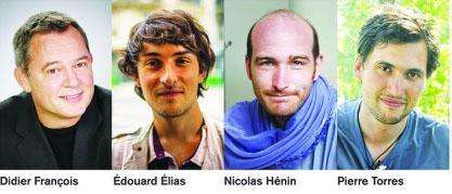 Soirée de soutien aux journalistes otages en Syrie