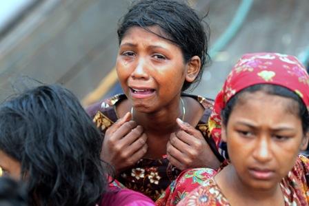 Birmanie : nouveaux massacres de musulmans dans l'Arakan