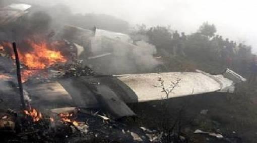 Plus de 100 morts dans un crash d'avion en Algérie
