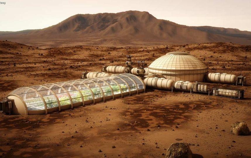 Partir sur la planète Mars serait interdit en islam