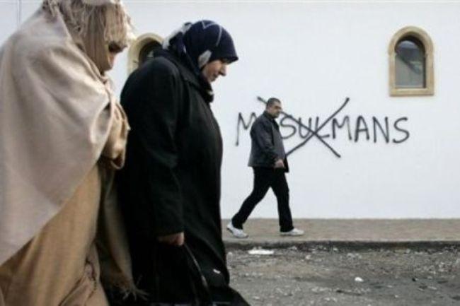 La CNCDH appuie la lutte contre l'islamophobie en France