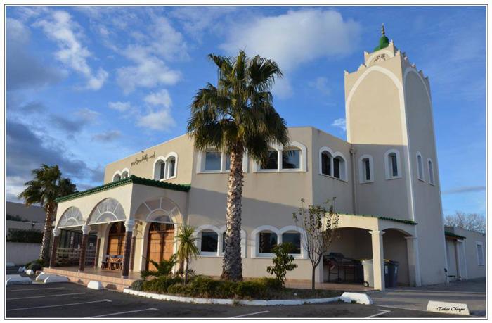 La mosquée Ar-Rahma de Béziers.