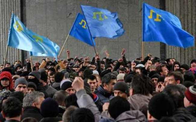 Les Tatars de Crimée s'inquiètent pour leur avenir.