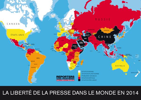 La liberté de la presse menacée par les guerres, hommage à ses héros