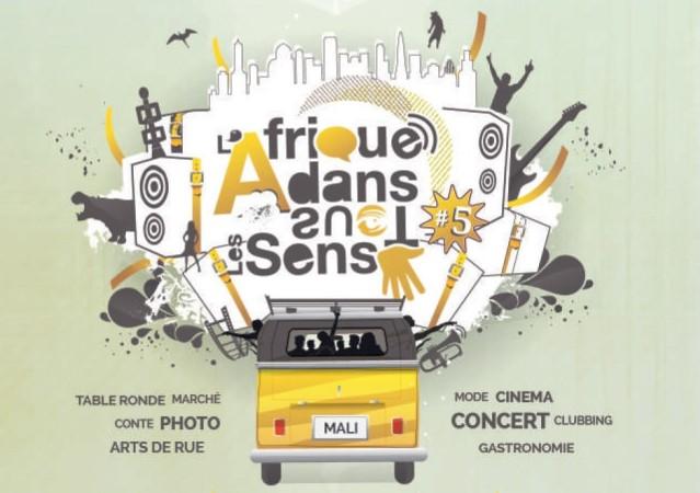 L'Afrique dans tous les sens 2014