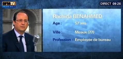 Polygamie, voile, jihad... la question-cliché d'une élue UMP à Hollande (vidéo)