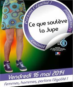 Les lycéens de l'Académie de Nantes invités à venir en jupe