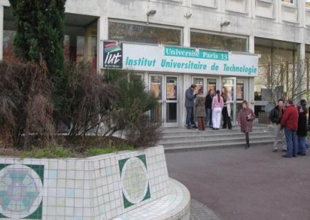 Le chiffon du communautarisme musulman agité à l'IUT de Saint-Denis
