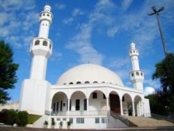 La mosquée de Foz do Iguacu.