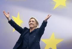 Le FN obtient un score historique aux élections européennes de 2014.