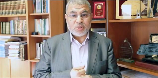Ahmed Jaballah, directeur de l'IESH.