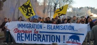 Mondial 2014 : Bloc identitaire veut interdire... ne faut-il pas, lui, l'interdire ?