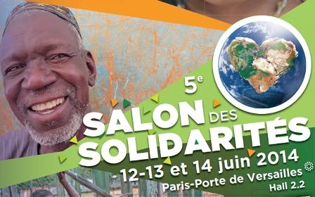 La solidarité internationale s'expose à Paris