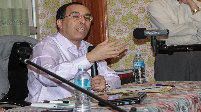 L'astrophysicien Nidhal Guessoum.