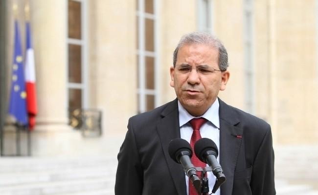 Mohammed Moussaoui appelle à respecter la décision que prendra le CFCM lors du Ramadan 2014. Photo © Présidence de la République