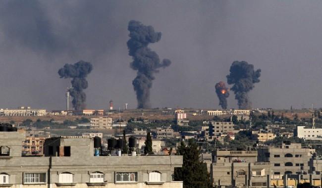 Gaza : Israël terrorise la population, 43 morts