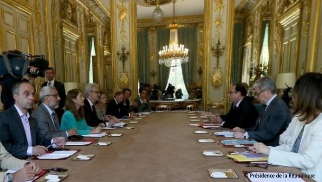 La France débloque 11 millions d'euros pour Gaza