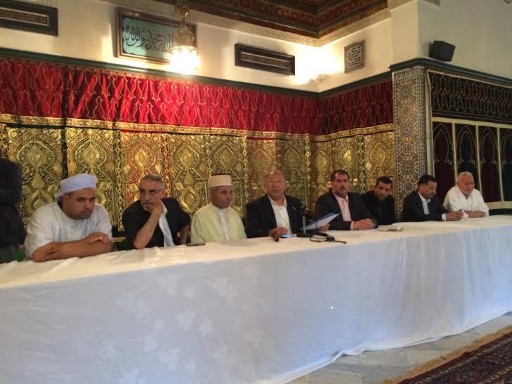 Les membres de la commission ayant siégé à la Nuit du Doute, organisée par le CFCM, à la Grande Mosquée de Paris, annoncent l'Aïd al-Fitr 2014/1435H pour le lundi 28 juillet.